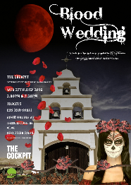 Blood Wedding, The Cockpit, Wednesday 27th July 2016, London Drama School KSA Academy of Performing Arts Acting Course Showcase